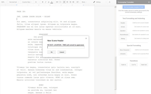 Google Docs Add-ons for Writers – The Library